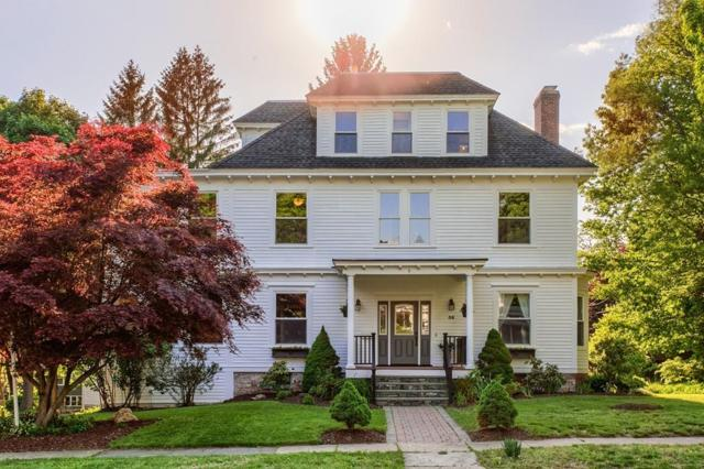 56 Moore Ave, Worcester, MA 01602 (MLS #72333651) :: Hergenrother Realty Group
