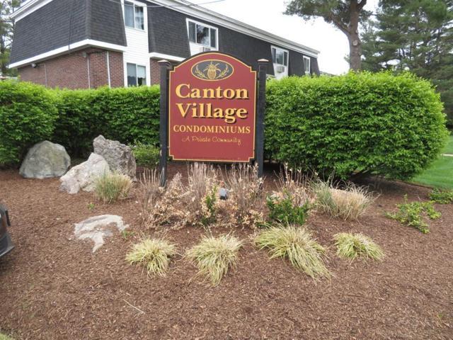 40 Will Drive #44, Canton, MA 02021 (MLS #72333664) :: ALANTE Real Estate