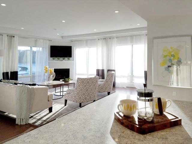 201 Elliott Street #214, Beverly, MA 01915 (MLS #72333757) :: ALANTE Real Estate