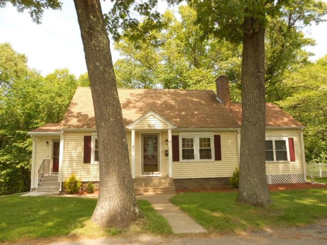 10 Oakwood Ave, Auburn, MA 01501 (MLS #72333884) :: Hergenrother Realty Group