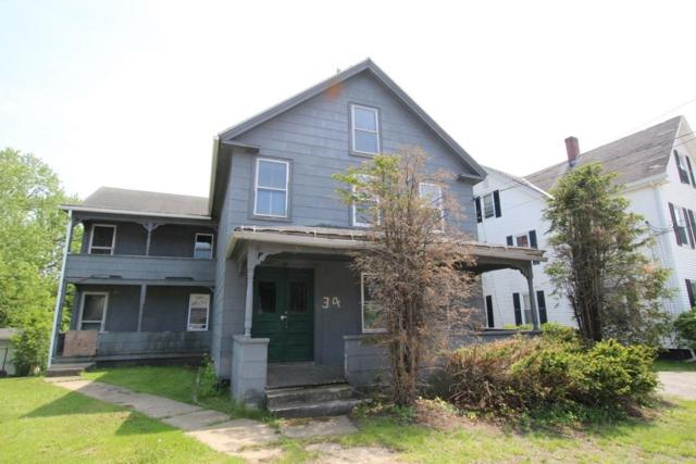 34 Main St, Spencer, MA 01562 (MLS #72333929) :: Hergenrother Realty Group