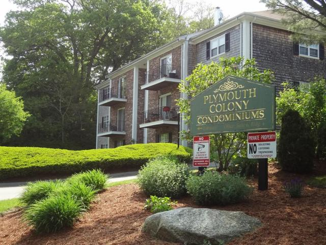 1 Chapel Hill Dr #12, Plymouth, MA 02360 (MLS #72333943) :: ALANTE Real Estate