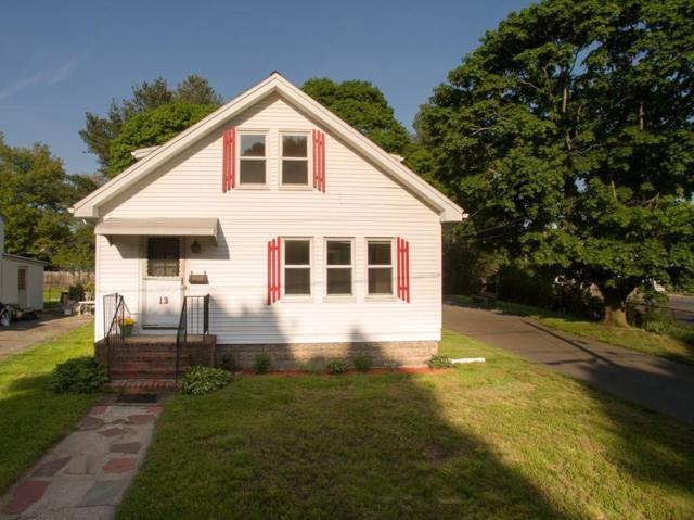 13 Hope Street, Brockton, MA 02302 (MLS #72333948) :: ALANTE Real Estate