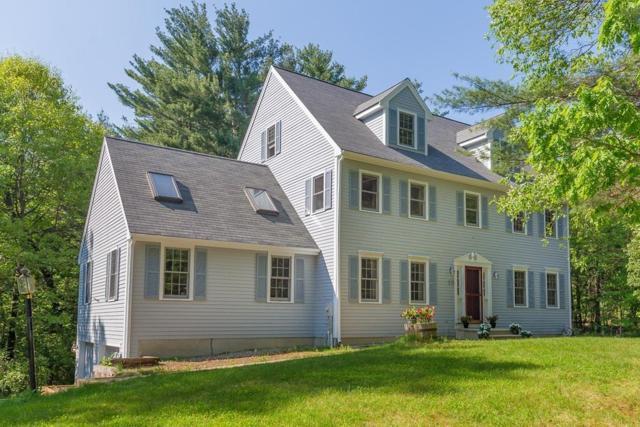 19 Robinson Road, Westford, MA 01886 (MLS #72333950) :: ALANTE Real Estate