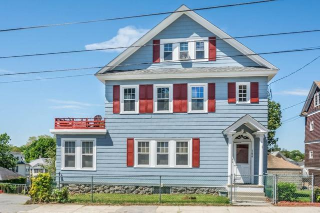104 Jennings St, Lawrence, MA 01841 (MLS #72334018) :: Exit Realty