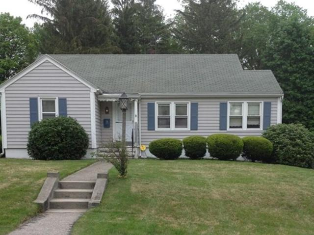 6 Carroll St, Auburn, MA 01501 (MLS #72334029) :: Hergenrother Realty Group