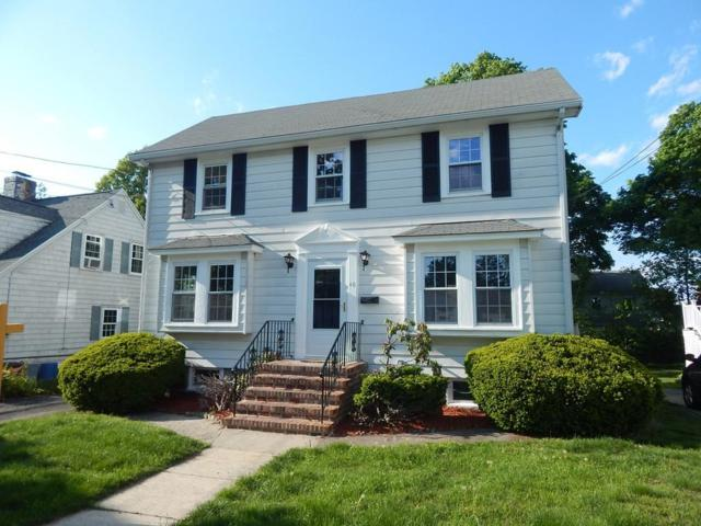 46 Jenness Street, Quincy, MA 02169 (MLS #72334057) :: Anytime Realty