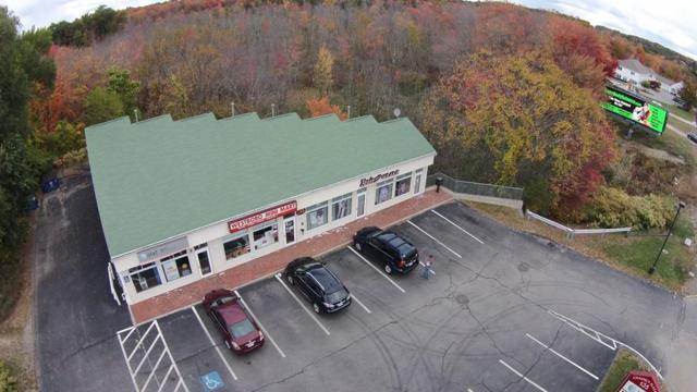 135 Turnpike Road #1, Westborough, MA 01581 (MLS #72334092) :: Anytime Realty