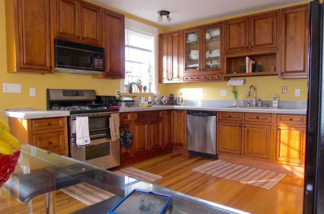 45 Jefferson Street #2, Newton, MA 02458 (MLS #72334104) :: Hergenrother Realty Group