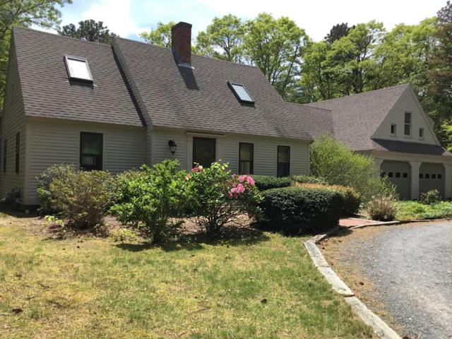 19 Oyster Way, Mashpee, MA 02649 (MLS #72334111) :: ALANTE Real Estate