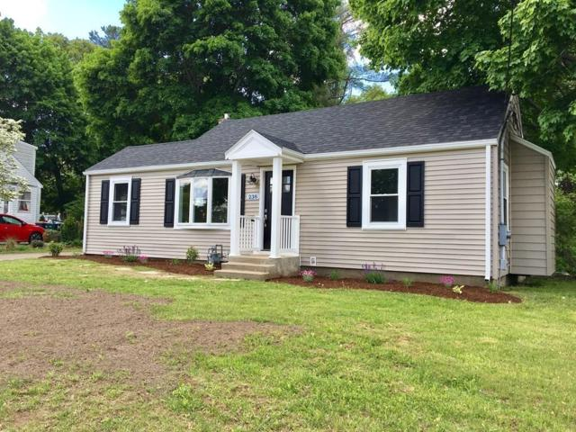 238 Pine Street, Holbrook, MA 02343 (MLS #72334159) :: Anytime Realty