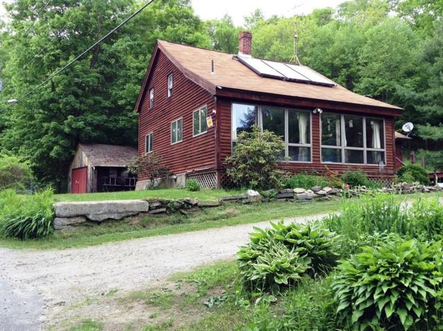 186 Town Hill Rd, Middlefield, MA 01235 (MLS #72334274) :: Hergenrother Realty Group