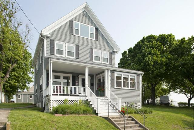 43 Roosevelt Ave, Hull, MA 02045 (MLS #72334305) :: Apple Country Team of Keller Williams Realty