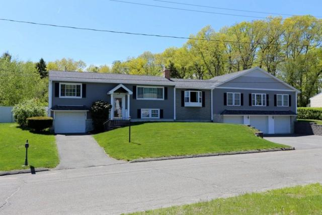 166 Loomis Drive, Chicopee, MA 01020 (MLS #72334317) :: NRG Real Estate Services, Inc.