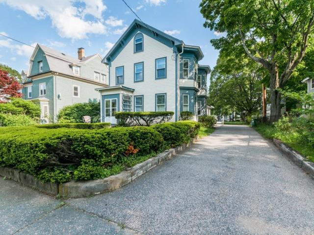 46 Washington Park, Newton, MA 02460 (MLS #72335135) :: Hergenrother Realty Group