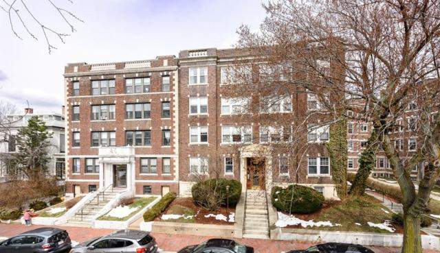 333 Harvard Street #12, Cambridge, MA 02139 (MLS #72335582) :: Hergenrother Realty Group