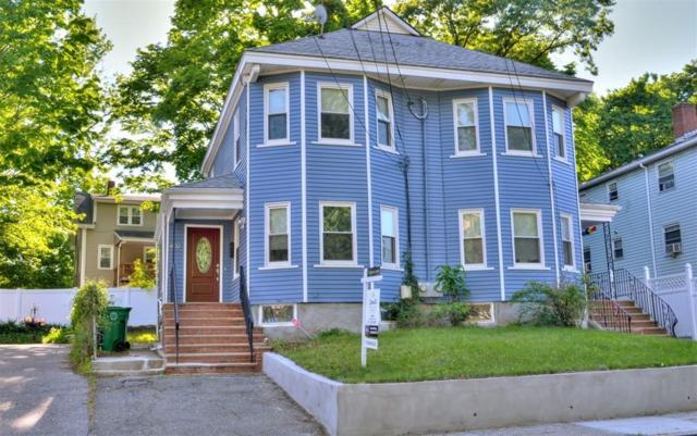 369 Linwood Ave #369, Newton, MA 02460 (MLS #72335647) :: Hergenrother Realty Group