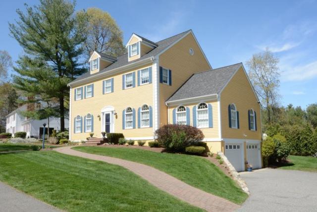 38 Thoreau Cir, Beverly, MA 01915 (MLS #72335982) :: Goodrich Residential