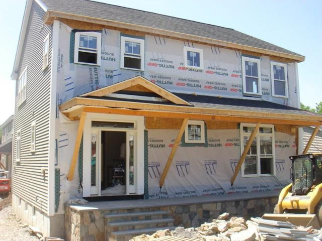 Lot A Pearl Street #2, Newton, MA 02458 (MLS #72336023) :: Hergenrother Realty Group