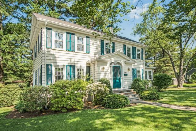 291 Dorset Road, Newton, MA 02468 (MLS #72336142) :: Exit Realty