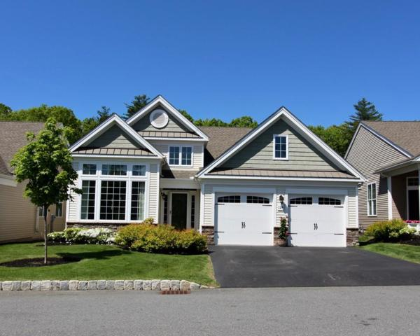 124 Sherwood Dr #124, Methuen, MA 01844 (MLS #72336145) :: Lauren Holleran & Team