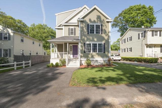 44 Plymouth Ave, Braintree, MA 02184 (MLS #72336326) :: Goodrich Residential