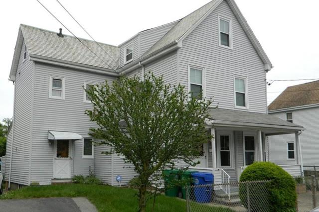 22 Cook St #1, Newton, MA 02458 (MLS #72336440) :: Goodrich Residential