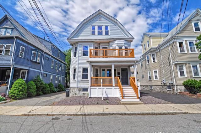 124 Pearson Road #1, Somerville, MA 02144 (MLS #72336491) :: Driggin Realty Group