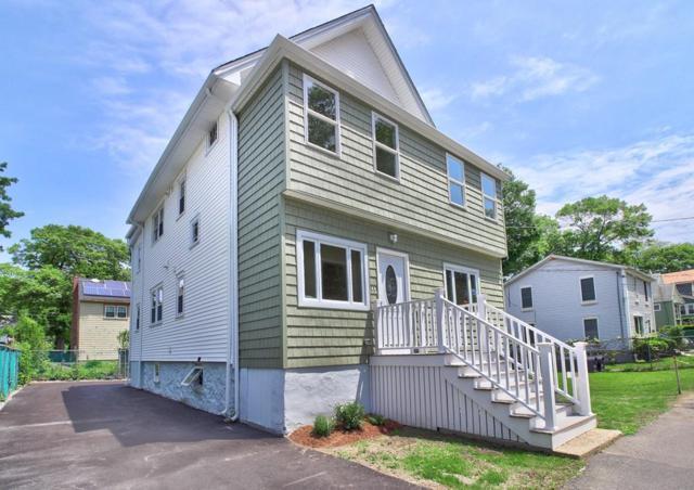 30 Taunton Ave. #1, Boston, MA 02136 (MLS #72337492) :: Cobblestone Realty LLC
