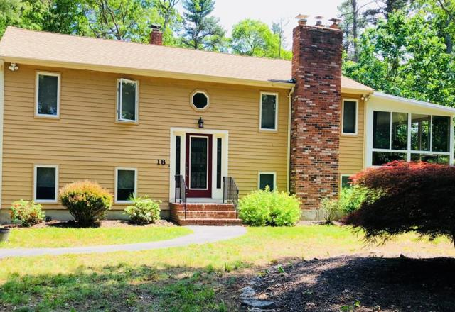 18 Mountain Rd, Easton, MA 02356 (MLS #72337523) :: Lauren Holleran & Team