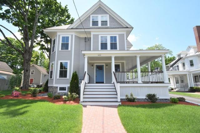 602 Main St #1, Woburn, MA 01801 (MLS #72338341) :: Hergenrother Realty Group