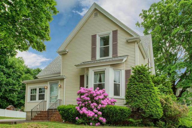 142 Oxford Ave, Haverhill, MA 01835 (MLS #72338614) :: Vanguard Realty