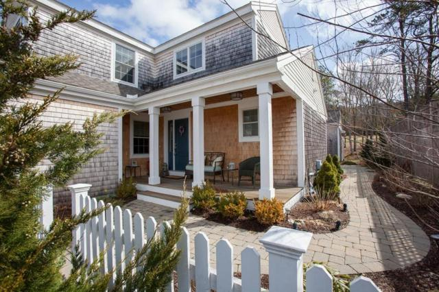 33 Conifer Hill #33, Plymouth, MA 02360 (MLS #72338638) :: Goodrich Residential