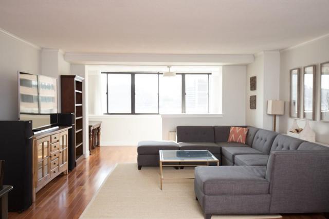 9 Hawthorne Place 12N, Boston, MA 02114 (MLS #72339222) :: Goodrich Residential