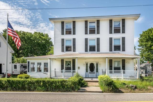 41 Lake St, Wilmington, MA 01887 (MLS #72339526) :: The Goss Team at RE/MAX Properties