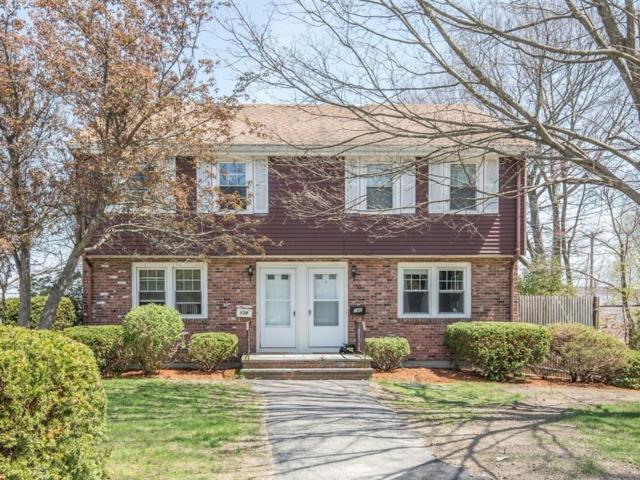 140 Ashcroft St, Dedham, MA 02026 (MLS #72339812) :: Goodrich Residential