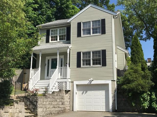 28 Colburn Street, Waltham, MA 02453 (MLS #72340435) :: Goodrich Residential