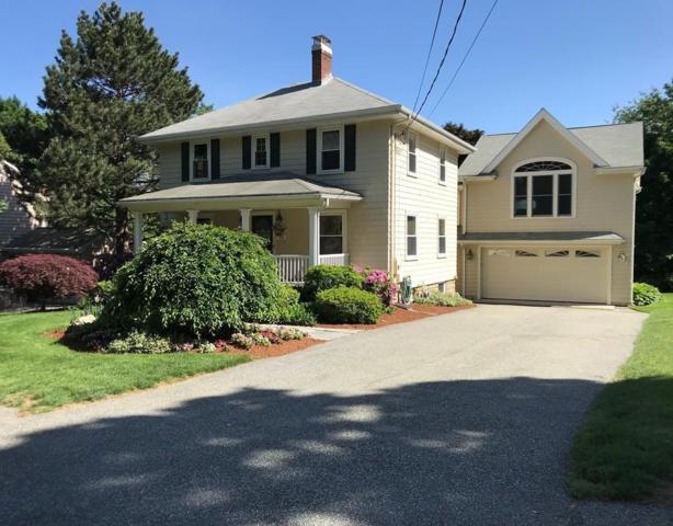 95 North Hancock Street, Lexington, MA 02421 (MLS #72340551) :: Goodrich Residential