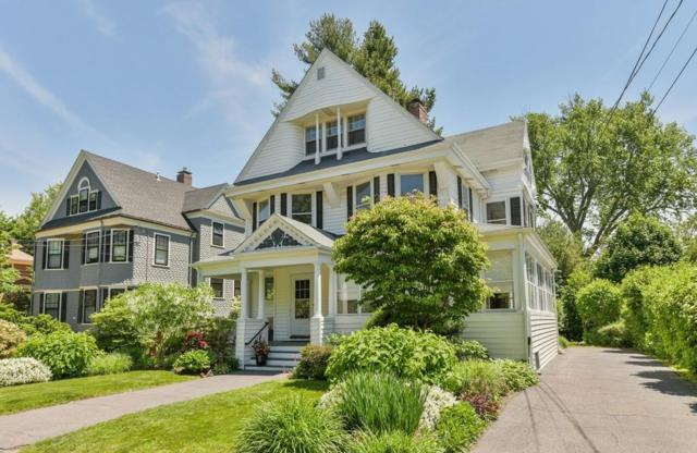114 Lowell Ave, Newton, MA 02460 (MLS #72340693) :: Hergenrother Realty Group