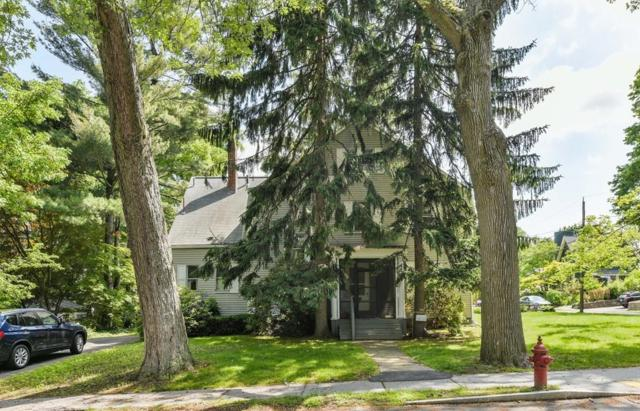21 Park Lane, Newton, MA 02459 (MLS #72340704) :: Vanguard Realty