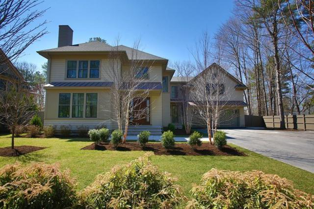135 Neshobe Road, Newton, MA 02468 (MLS #72340721) :: Commonwealth Standard Realty Co.