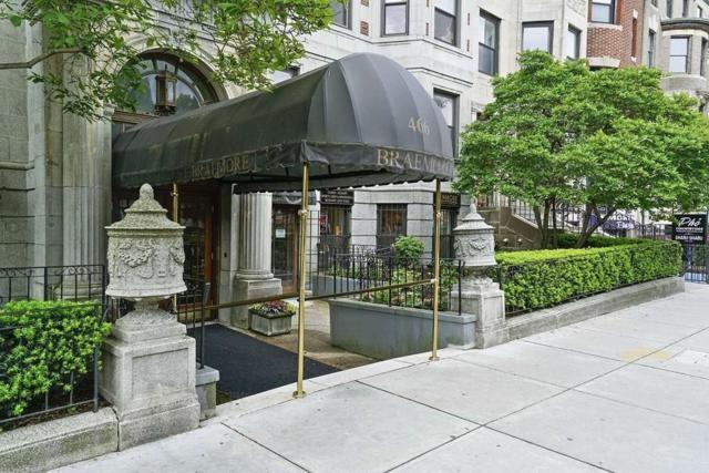 466 Commonwealth Ave #205, Boston, MA 02215 (MLS #72340740) :: Driggin Realty Group