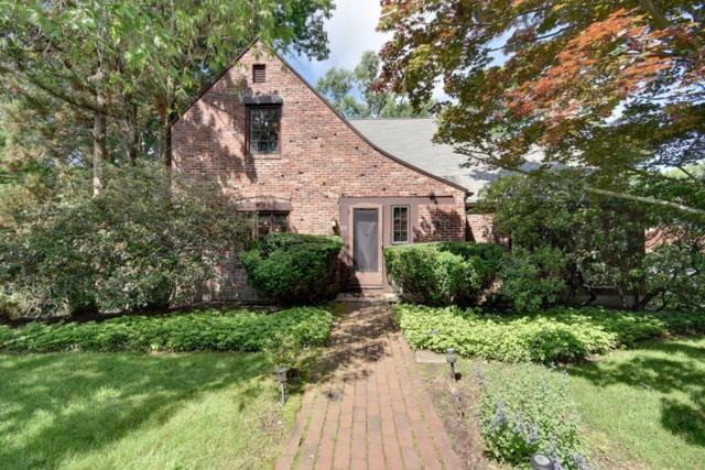 855 Chestnut St, Newton, MA 02468 (MLS #72340791) :: Goodrich Residential