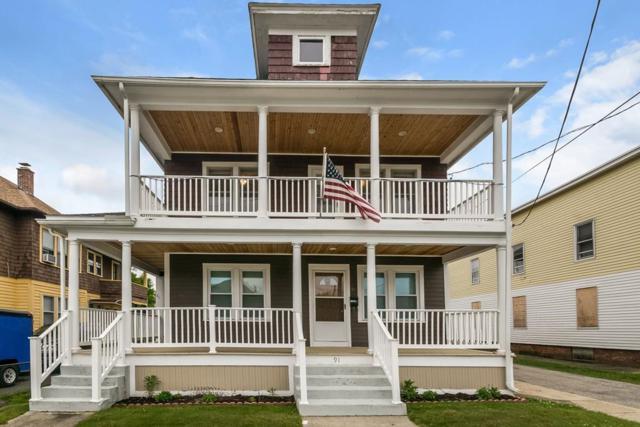 89-91 Lyons St, Springfield, MA 01151 (MLS #72340841) :: Goodrich Residential