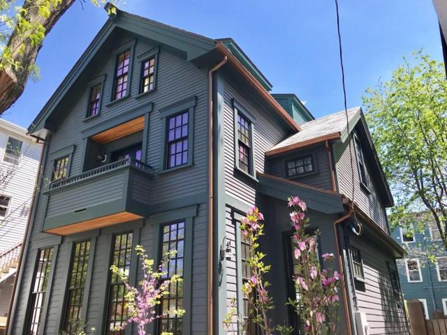 136 Pleasant Street, Cambridge, MA 02139 (MLS #72340912) :: ALANTE Real Estate