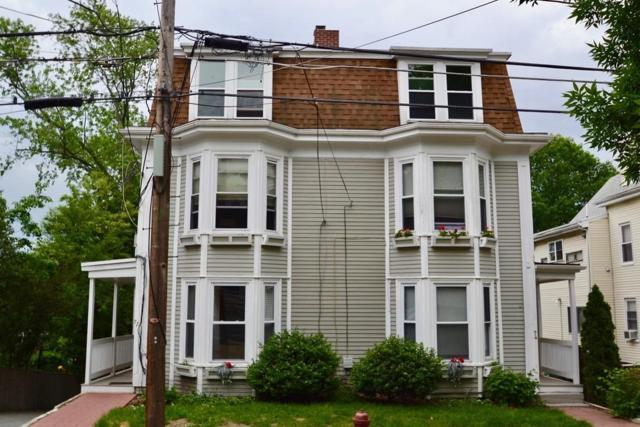 74 Oxford St 2B, Somerville, MA 02143 (MLS #72341042) :: Goodrich Residential