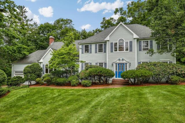 7 Independence Dr, Southborough, MA 01772 (MLS #72341066) :: Goodrich Residential