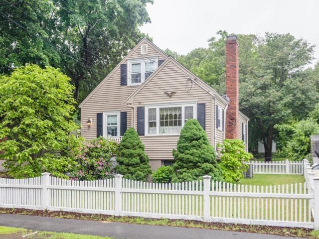 71 Vincent Rd, Dedham, MA 02026 (MLS #72341121) :: Goodrich Residential