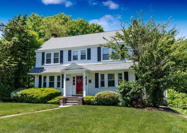 131 Walnut Street, Dedham, MA 02026 (MLS #72341287) :: Goodrich Residential