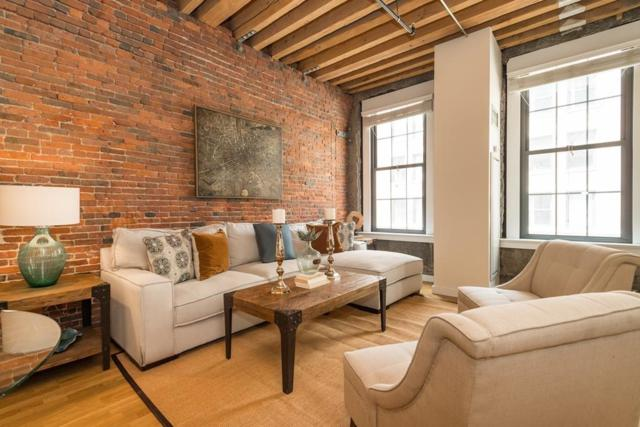 99-105 Broad 3D, Boston, MA 02110 (MLS #72341624) :: Hergenrother Realty Group